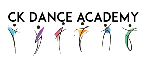 CK DANCE ACADEMY Logo